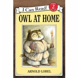 Owl at Home - Paperback