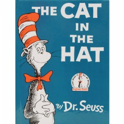 Cat In The Hat Book - Hardback