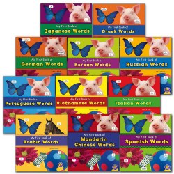 Bilingual Picture Dictionaries (Set of 11)