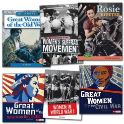 Women in U.S. History (Set of 6)