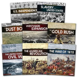 Primary Source History (Set of 8)