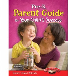 Pre-K Parent Guide for Your Child's Success (Single)