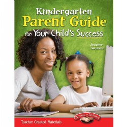 Kindergarten Parent Guide for Your Child's Success (Single)