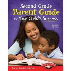 Second Grade Parent Guide for Your Child's Success (Single)