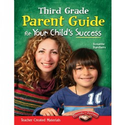 Third Grade Parent Guide for Your Child's Success (Single)