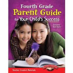 Fourth Grade Parent Guide for Your Child's Success (Single)