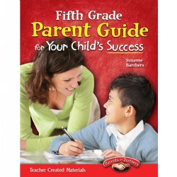 Fifth Grade Parent Guide for Your Child's Success (Single)