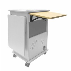 Learning alive™ Projector Shelf for Teacher Cart