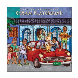Cuban Playground CD