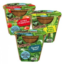 Plant-It Starters (Set of 3)