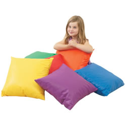 Soft Pillows - Set of 6