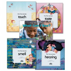 The Five Senses Book Set (Set of 5)