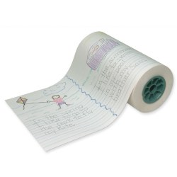 "Picture Story Newsprint Paper Roll (12"" x 500')"