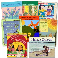 English/Spanish Story Book - Set of 8