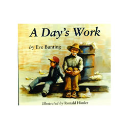 A Day's Work - Paperback