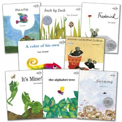 Leo Lionni Books - Set of 8
