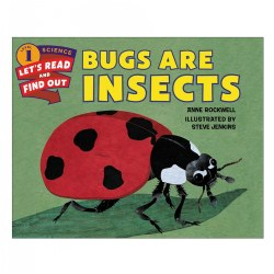 Bugs Are Insects - Paperback