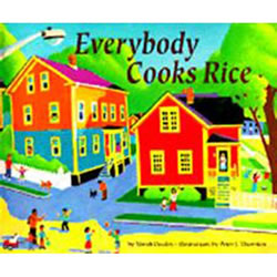 Everybody Cooks Rice - Paperback