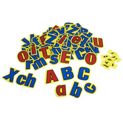 Upper & Lower Case Alphabet Felt Letters