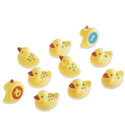 Number Fun Ducks 1-10