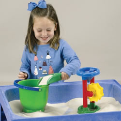 All In One Mobile Sand & Water Table