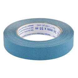Color Kraft Tape - Blue