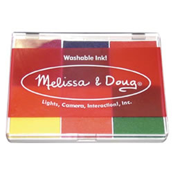 6 Color Stamp Pad