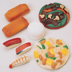 Japanese Food Set - 8 Pieces