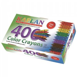 Large Crayons Class Pack - 400 Per Box