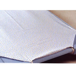 ABC Pattern Toddler Cot Sheet for Angeles® SpaceLine® Cots