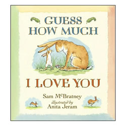 Guess How Much I Love You (Hardcover)