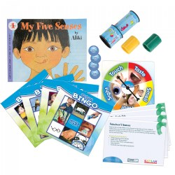 Back to Back Learning Kit - Fabulous 5 Senses