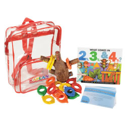 Back to Back Learning Kit - Counting & Correspondence