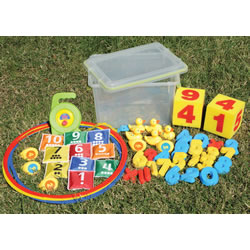 Out and About With Math Kit
