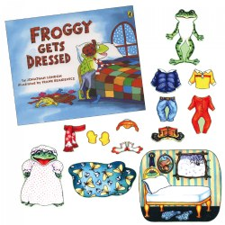 Froggy Felt Story Set