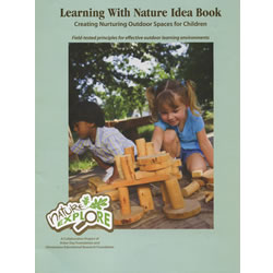 Learning with Nature Idea Book