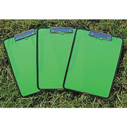 Outdoor Clipboards - Set of 3