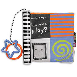 Do you want to play? Cloth book