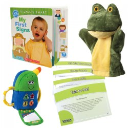 Talk to Me! Learning Kit - Bilingual