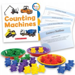 Counting & Sorting Learning Kit (Bilingual)