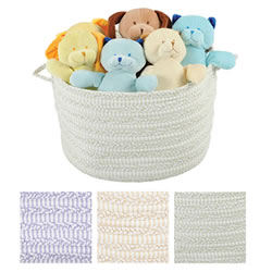 Fabric Jumbo Basket