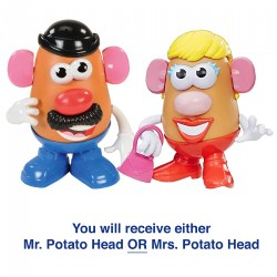 Potato Head - Assorted