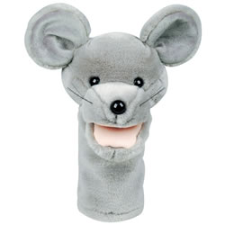 Mouse Bigmouth Puppet