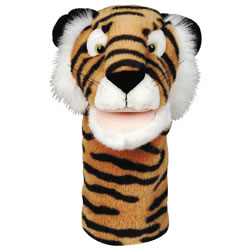Tiger Bigmouth Puppet