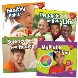 Health and Your Body Books - Set of 4