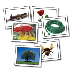 Rhyming Pairs Learning Cards (Set of 48)