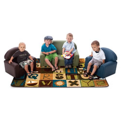 Toddler Home Comfort Collection Chair