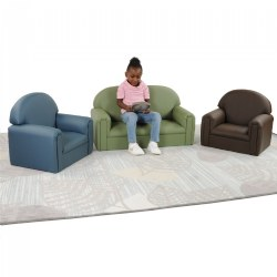 Toddler Home Comfort Collection Sofa