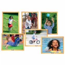 Kids in Motion Puzzle Set (Set of 6)
