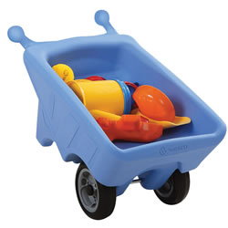 Small Wheelbarrow - Blue